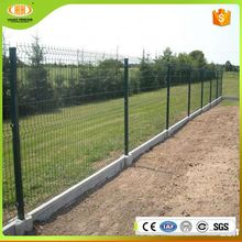 High quality 2016 new product short metal garden fence