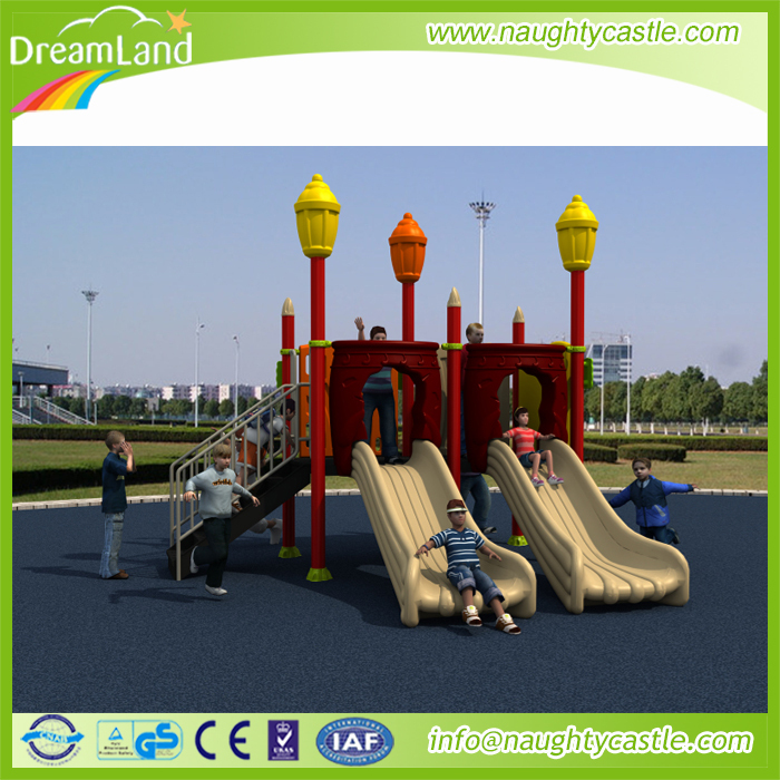 Guangzhou playground equipment for mcdonalds