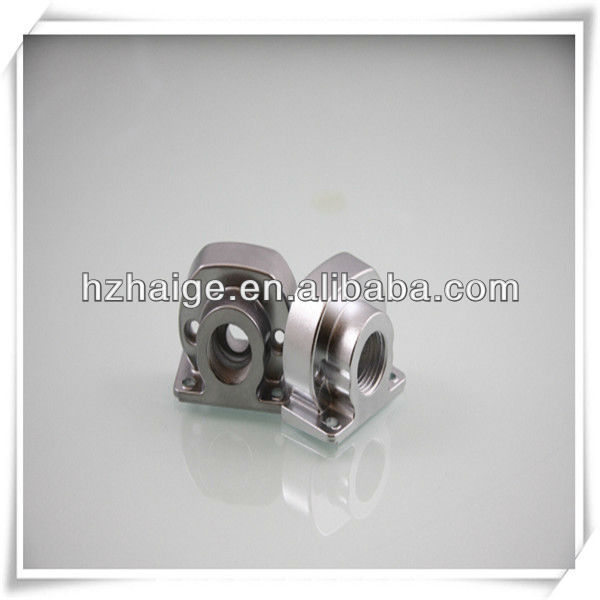 customized zinc alloy small bycicle parts display