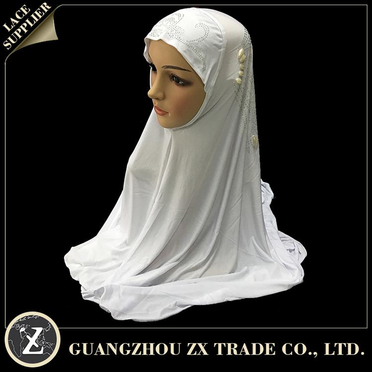 Customized ladies turbans muslim women hijab beautiful hijab girls