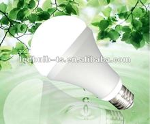 6W A19 High Power LED Bulb E27 With CE RoHS