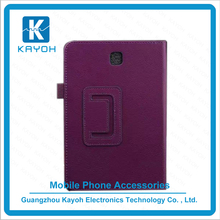 [kayoh]china supplier leather cover for samsung galaxy tab s2 8.0 T710T715 cute phone cases