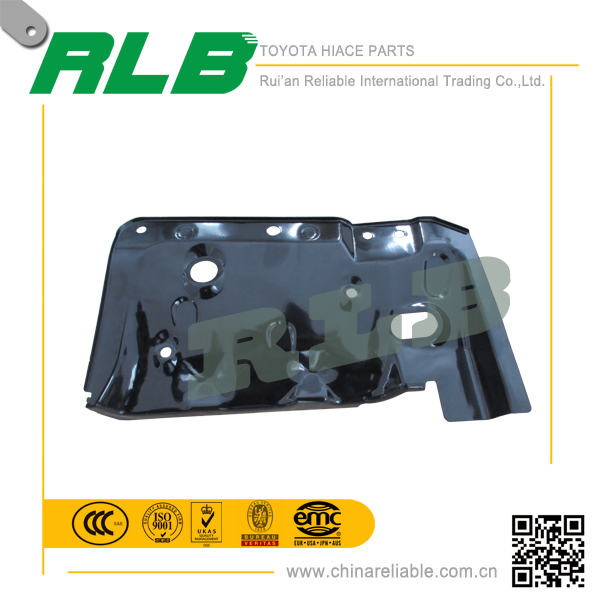 Quantum toyota parts front door step pannel borde LH of china supplier accessories for cars