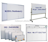 Hotsales all kinds Magnetic classroom writing white board Manufactory