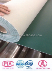 pvc sports flooring for gym/fitness equipment flooring