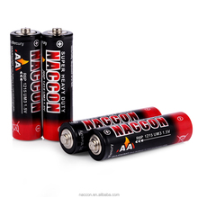 r6 aa size battery Zinc Carbon Dry Cell Battery r6p aa um3 dry battery