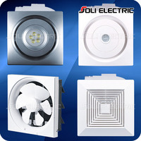 6, 8, 10, 12 inch Ceiling Bathroom Ventilation Fan