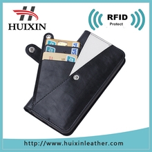 New RFID blocking wallet phone case cover for iphone 6