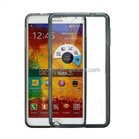 Top quqality phone case for SAMUNG galaxy note4 ultra slim PC+TPU combo cover