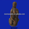 Bronze Hotsale Beautiful Hand Craved Resin Nude Girl Figurine