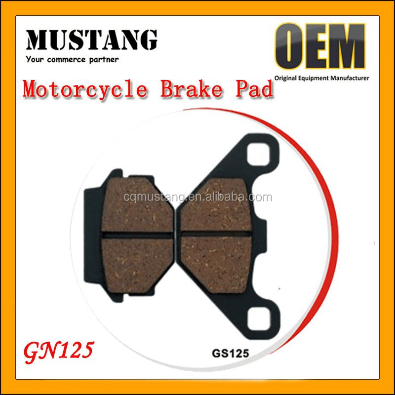 Motorcycle Sintered GN125 Scooter Motorcycle Brake Pad