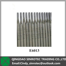 Welding electrode e6013 composition, electrical material china