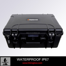 Hot Selling Products!! Plastic Carrying Tool Case/Shockproof equipment case with System Lock Item No HTC013