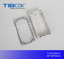 TIBOX PVC Transparent switch box DVI switch box