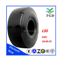 China high quality factory low price port tyres with DOT ECE GCC for sale 18.00-25