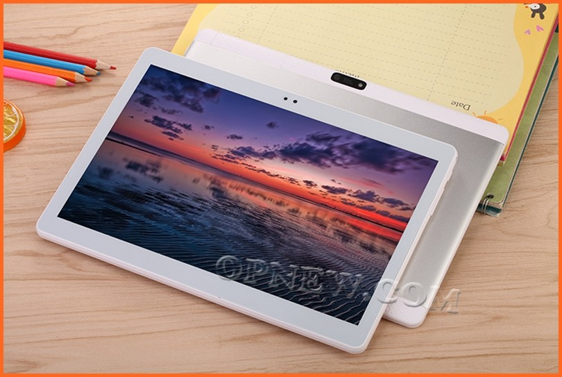 "High-End quality 10"" Retina IPS octa core tablet pc 4g phone call funtion camera 8.0 MP"