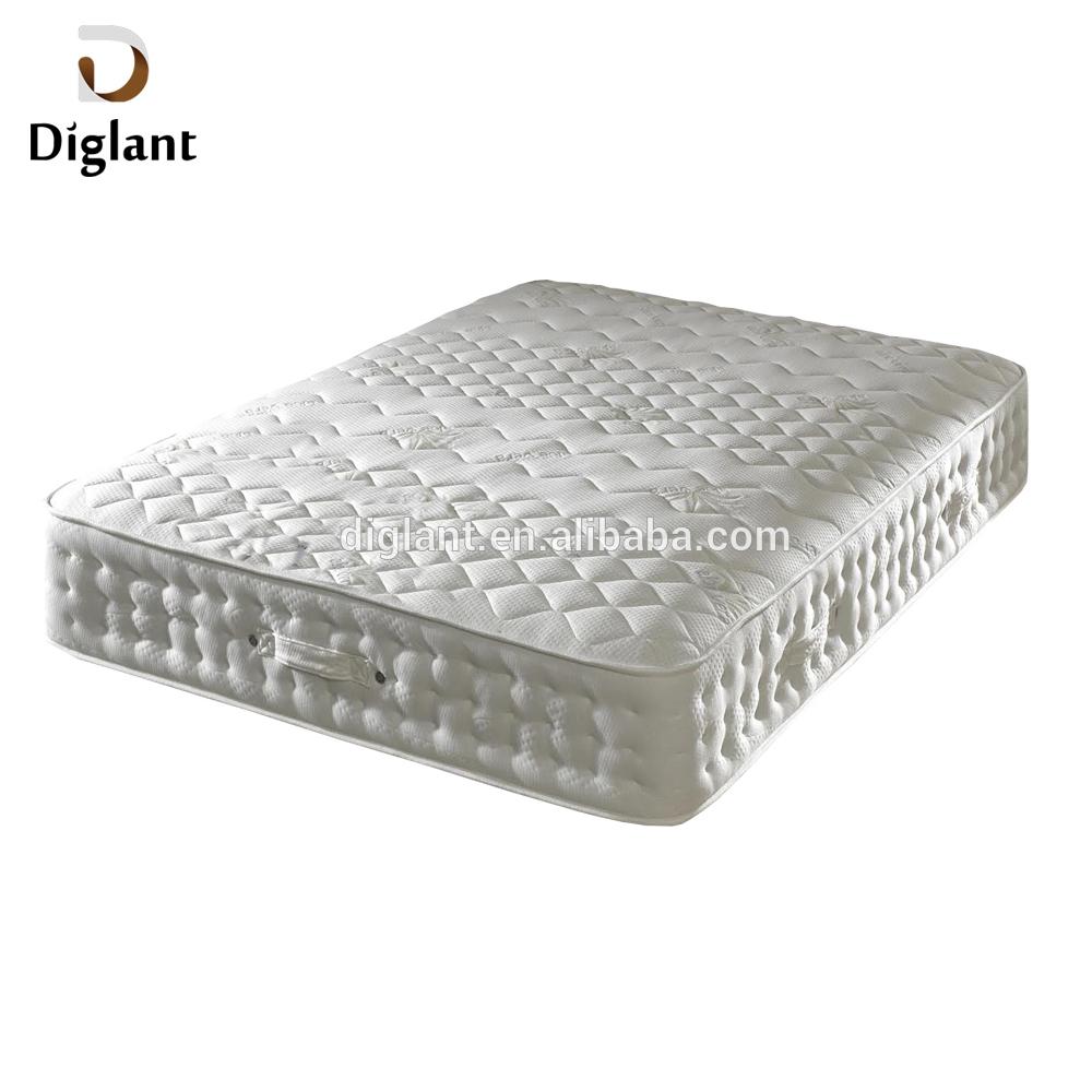 DM053 Diglant Gel Memory Latest Double Fabric Foldable King Size Bed Pocket bedroom furniture vacuum mattress - Jozy Mattress | Jozy.net