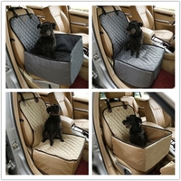 new arrival dog car bag, wholesale car carrier for pet, waterproof car booster for pet