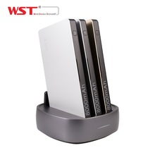 hot sale Universal 3-Port desk charging station