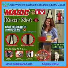 Fly Insect Magnetic Screen Door Curtain