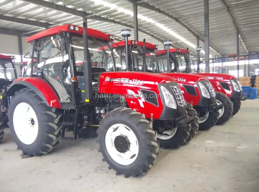 China tractor farm tractor xingtai yto 1304 130hp 4wd tractor