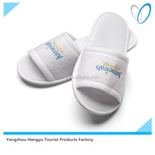 2017new design hotel disposable cheap wholesale slippers