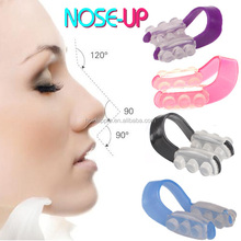 Fashion Hot Sale Nose Up Shaping Shaper Lifting Bridge Straightening Beauty Nose Clip Face Fitness Facial Clipper Women HA01721