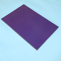 B 1 fireproof mirror aluminum composite panel, aluminium composite panel machine