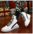 2016 hot sale light fashion dunk high light shoes led men wholesales shoes, PU CHEAPPER MAN SHOES