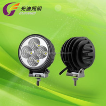 High Quality led driving light aluminium 3 Inch 12W LED Work Light with surround housing off road