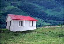 Light Steel Structural Prefabricated House Park Homes