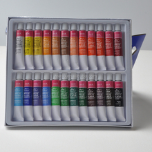 New style 24 colours 12ml tube acrylic paint set
