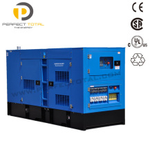 48KW low fuel consumption silent diesel genset with PERKINS engine