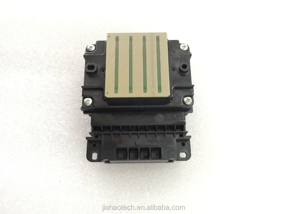 Four-color high-speed DX6 printhead