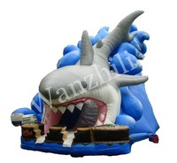 inflatable sea world mega slide inflatable products manufacturer funland inflatable