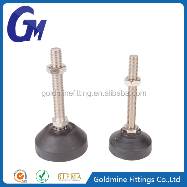 A1 Furniture Legs rubber Table Leg Leveling Feet