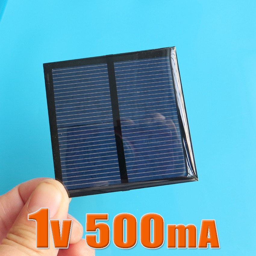 Mini Resin Small Solar Cells Panels Diy Education Kits - Buy 1v Solar ...