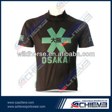 sublimation print clothing sportswear, bike cycling wear