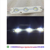 Customize professional High lumen backlight Shaped LED Module for channel letter signs