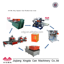 14L Linseed oil box making machine with low price