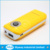 Universal power bank fish mouth design 5600mAh backup power protable charger&powerbank Compatible with mobile phones USB charged