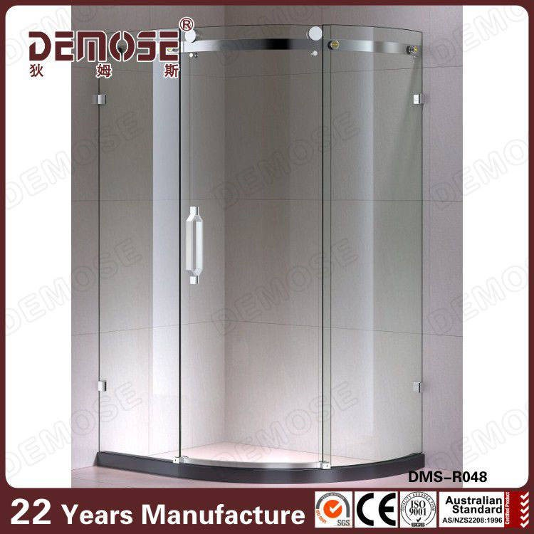 Custom Fiberglass Shower Enclosure/3 Sided Shower Enclosure For Sale ...
