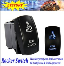 OEM Laser LOGO Rocker Toggle Rocker Switch