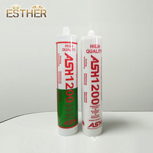 Antibacterial Acetic Adhesive Silicone Sealant G1200