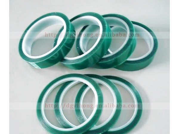 PET electrical insulation polyester film tape