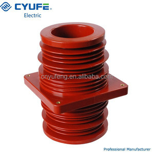 40.5kv through wall isolator bushing