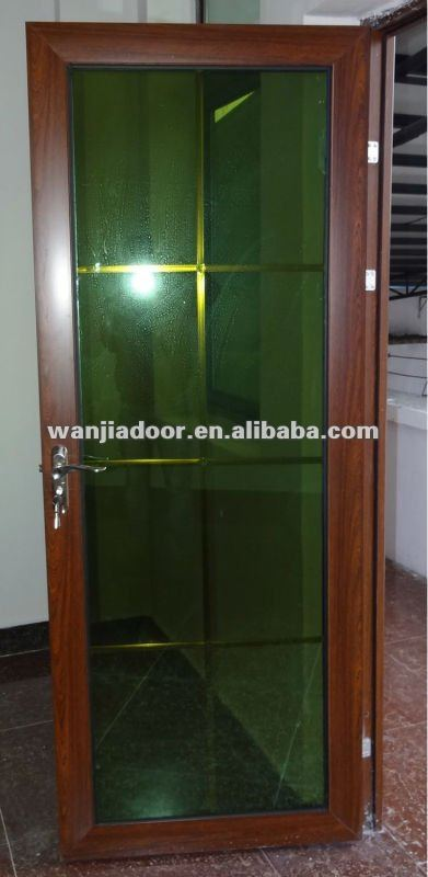 Aluminium office swing door