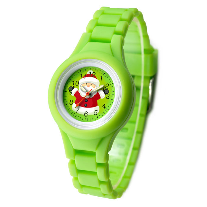 Kids cheap fashion ODM Christmas watch