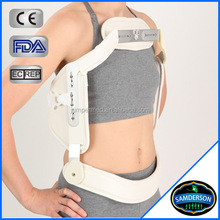 Adjustable Orthopedic aluminum construction rib brace