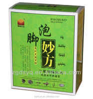 Conventional Chinese Medicine Heated Foot bath for Rheumatism Joint pain